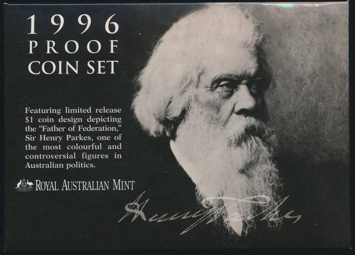 Australia-1996-RAM-Proof-Set-Henry-Parkes-Cat-135